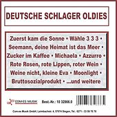 Deutsche Schlager Oldies de Various Artists