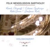 Ricardo Odnoposoff / Orchestre Symphonique Radio-Genève / Gianfranco Rivoli play: Felix Mendelssohn Bartholdy: Violinkonzert, Op. 64 by Ricardo Odnoposoff