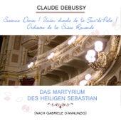 Suzanne Danco / Union chorale de la Tour-de-Peilz / Orchestre de la Suisse Romande play: Claude Debussy: Das Martyrium des Heiligen Sebastian (nach Gabriele d'Annunzio) von Suzanne Danco