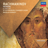 Rachmaninov: Vespers - All Night Vigil von St.Petersburg Chamber Choir