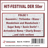 Hit-Festival der 50er, Folge 1 by Various Artists