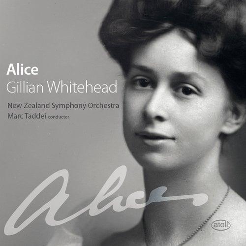 Alice: Jullian Whitehead by New Zealand Symphony Orchestra