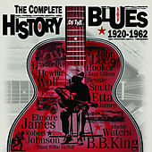 The Complete History of the Blues 1920-1962 de Various Artists
