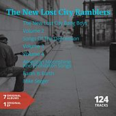 The New Lost City Ramblers (7 Original Albums + 1 Original Ep) by Various Artists