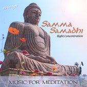 Samma Samadhi: Right Concentration by Energi
