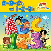 Abcs & 123s by Mr. Ray