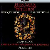Puer Natus in Betlehem - Baroque Music for Christmas by Various Artists