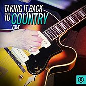 Taking It Back to Country, Vol. 1 by Various Artists