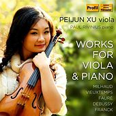 Works for Viola & Piano by French Composers de Peijun Xu