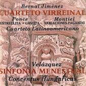 Cuarteto Virreinal Mexicano: I Allegro by Cuarteto Latinoamericano