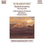 Manfred Symphony / Voyevode di Pyotr Ilyich Tchaikovsky