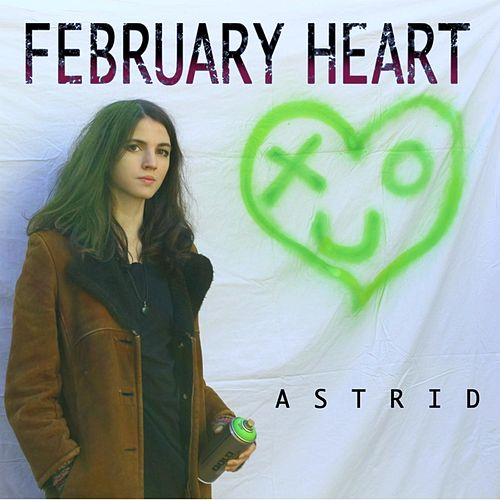 February Heart by Astrid