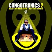 Congotronics 2: Buzz'n'Rumble From The Urb'n'Jungle von Various Artists