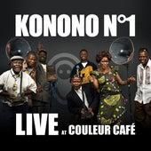 Live at Couleur Cafe von Konono No. 1