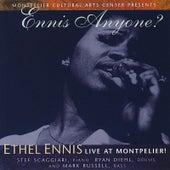 Ennis Anyone? Ethel Ennis, Live at Montpelier de Ethel Ennis