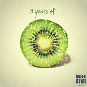 3 Years Of Green Kiwi Records - EP by Various Artists