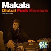 Global Funk Remixes 2004-2014 - EP de Various Artists