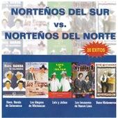 Norteños del Sur vs. Norteños del Norte de Various Artists