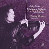 Bach: Cello Suites, Chaconne & Chromatic Fantasy by Rivka Golani
