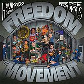 Freedom of Movement by Free Radicals