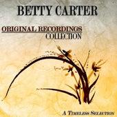 Original Recordings Collection (A Timeless Selection) von Betty Carter