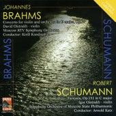 Brahms: Violin Concerto - Schumann: Fantasy for Violin by Various Artists