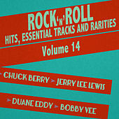 Rock 'N' Roll Hits, Essential Tracks and Rarities, Vol. 14 de Various Artists