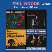 Four Classic Albums: Pairing Off / Woodlore / Sugan / Rights of Swing (Remastered) de Phil Woods