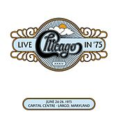 Live In '75 by Chicago
