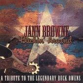 Buckin' Around by Jann Browne