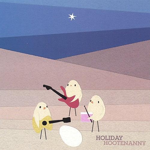 Holiday Hootenanny by Various Artists