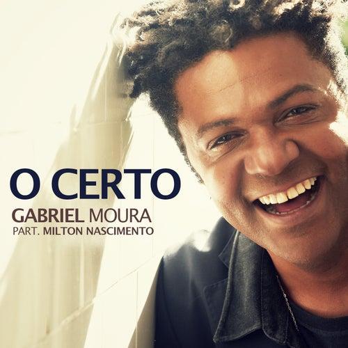 O Certo - Single de Gabriel Moura