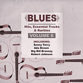 Blues Hits, Essential Tracks & Rarities, Vol. 6 by Various Artists
