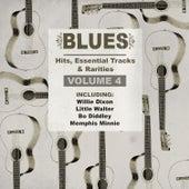 Blues Hits, Essential Tracks & Rarities, Vol. 4 de Various Artists