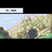 Mt Moon by Sable