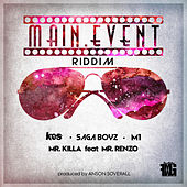 Main Event Riddim de Various Artists