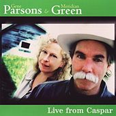 Live from Caspar by Gene Parsons