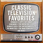 Classic Television Favorites de Various Artists