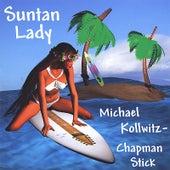 Suntan Lady by Michael Kollwitz
