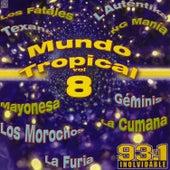 Mundo Tropical Uruguay Vol.8 by Various Artists