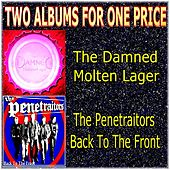 Two Albums for One Price - The Damned & the Penetraitors by Various Artists