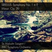 Sibelius: Symphony No. 1 in E Minor, Op. 39 de BBC Symphony Orchestra
