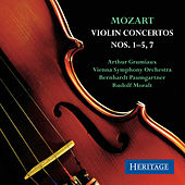 Mozart: Complete Violin Concertos by Various Artists