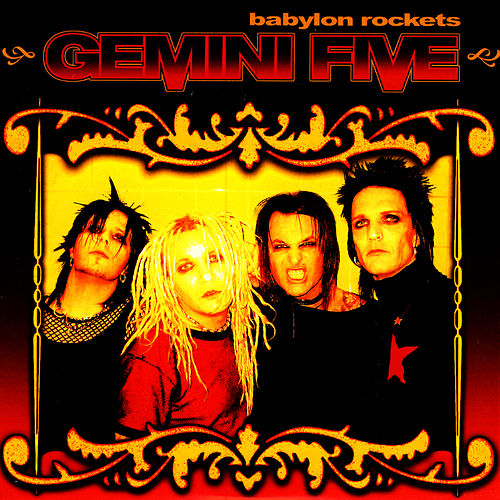 Babylon Rockets by Gemini Five