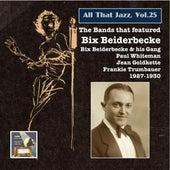 All that Jazz, Vol. 25: The Bands That Featured Bix Beiderbecke (2014 Digital Remaster) de Various Artists