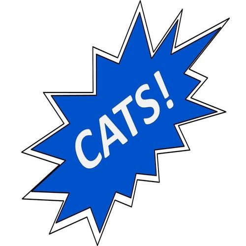 Cats (Kentucky Baseball) by Lee Gibson