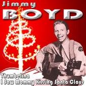 I Saw Mommy Kissing Santa Claus / Thumbelina by Jimmy Boyd