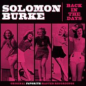 Back In The Days by Solomon Burke