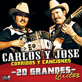 20 Grandes Exitos by Carlos Y Jose