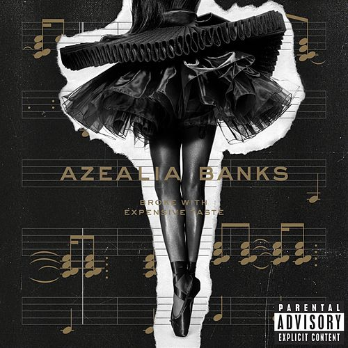 Broke With Expensive Taste by Azealia Banks